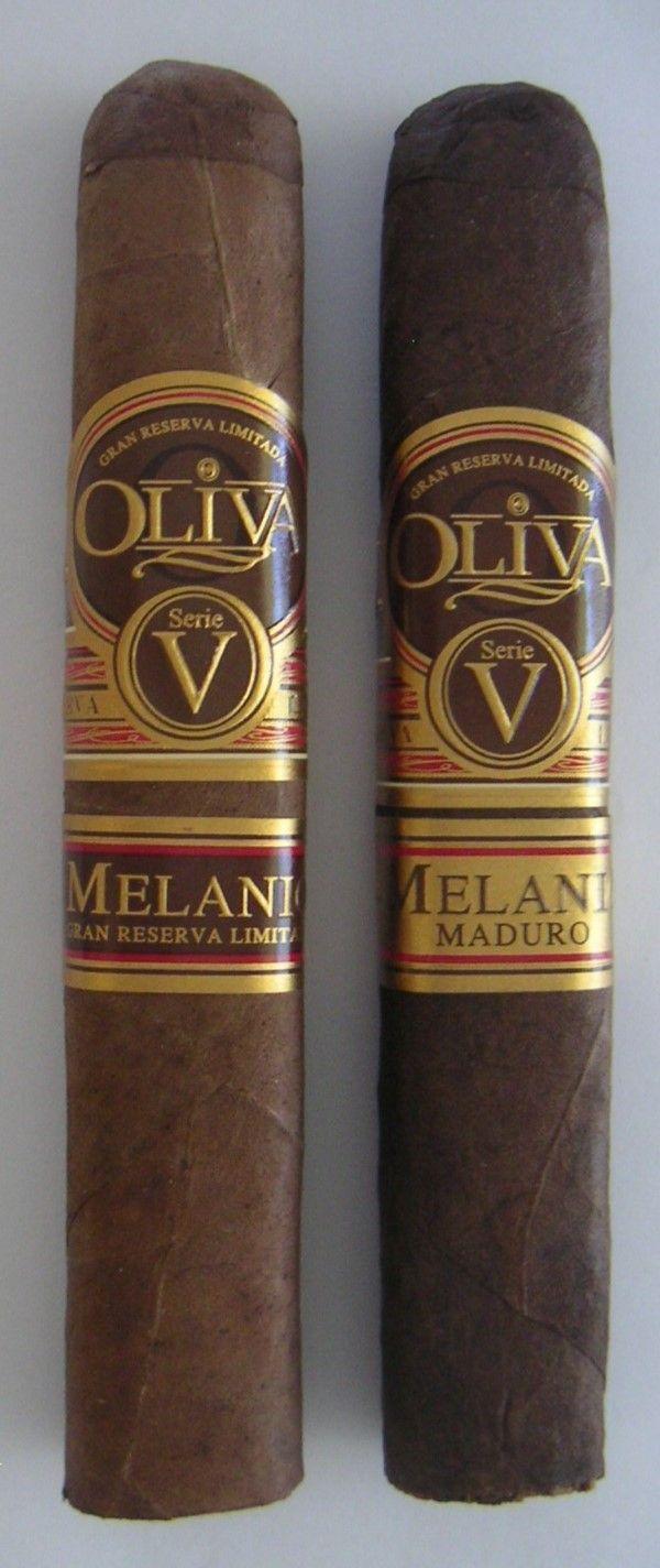 Review of Oliva Serie V Melanio and Maduro Robusto Cigars: http://cigarczars.com/review/oliva-melanio-cigar.htm#maduro