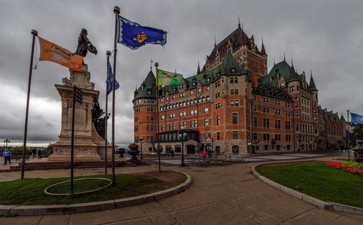 Старый город (Квебек, Канада)