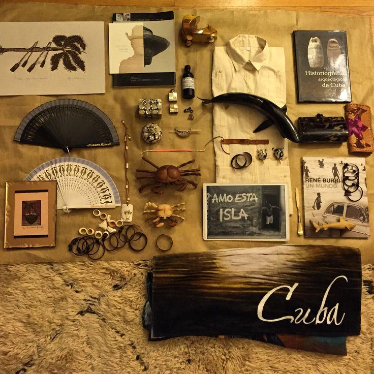 #sbifiundit #littletreasuresoftheworld #cuba fan, art, jewelry