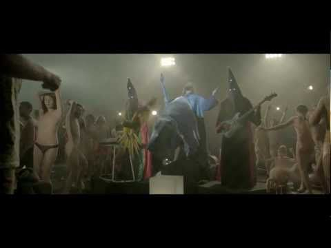 Sébastien Tellier - Cochon Ville (Official Video - Censored Version)
