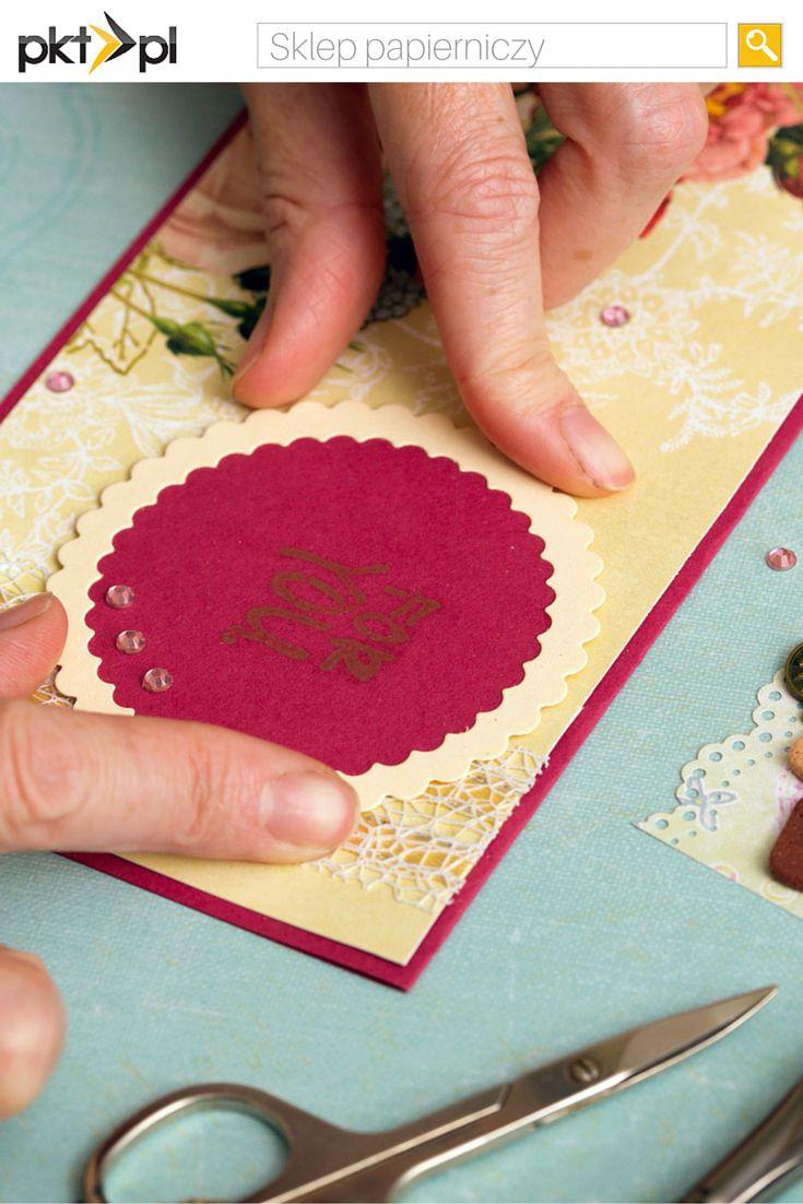Może w tym roku samodzielnie przygotujecie kartki świąteczne?
