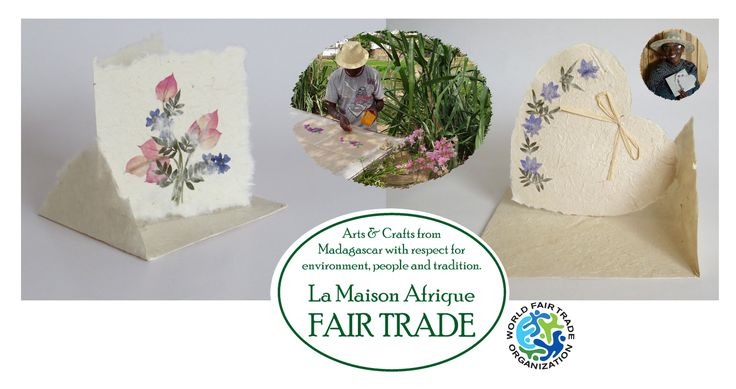 Fair Trade and environmental care with passion.