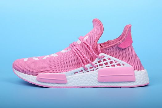 online store 14eb5 45ecb 2019 的 Pharrell Williams X Adidas NMD Human Race Pink Fire ...