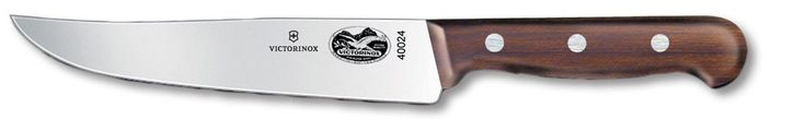 Victorinox Rosewood Chef's Utility Knife 7 inch