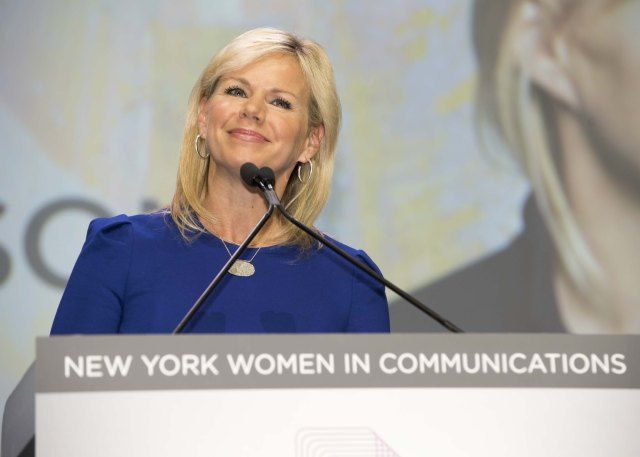 Gretchen Carlson Reflects on Being the Face of Sexual Harassment at Matrix Awards