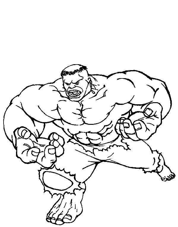 Ausmalbilder Hulk Hulk Zum Ausdrucken: 2680 Besten Ausmalbilder Bilder Auf Pinterest