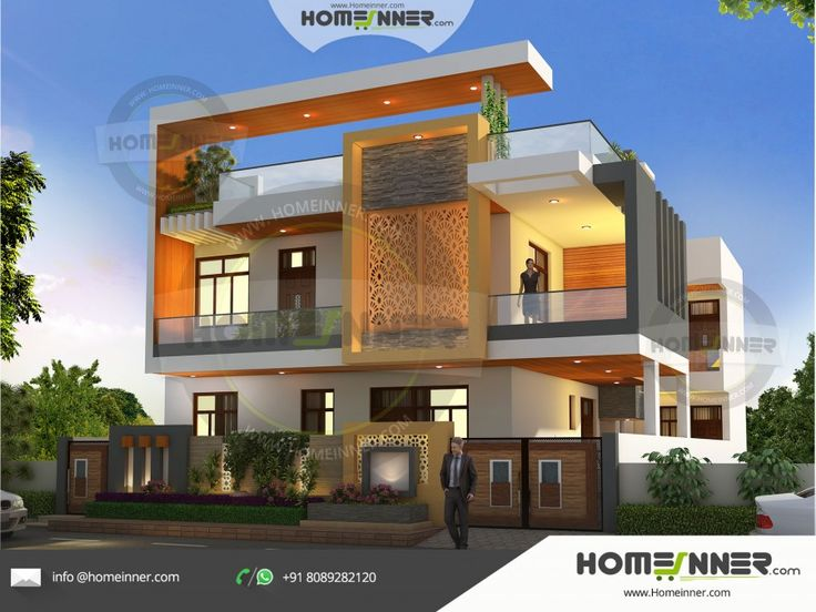 5000 sq ft 5 BHK Stylish House Model Photos in Kerala