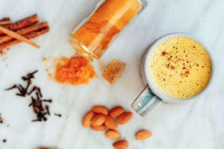 Recipe: Elyse's Turmeric Golden Milk Latte - Functional Medicine Coaching Academy