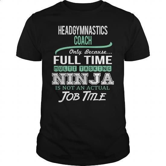 Awesome Tee For Head Gymnastics Coach #hoodie #Tshirt. GET YOURS => https://www.sunfrog.com/LifeStyle/Awesome-Tee-For-Head-Gymnastics-Coach-144719890-Black-Guys.html?60505