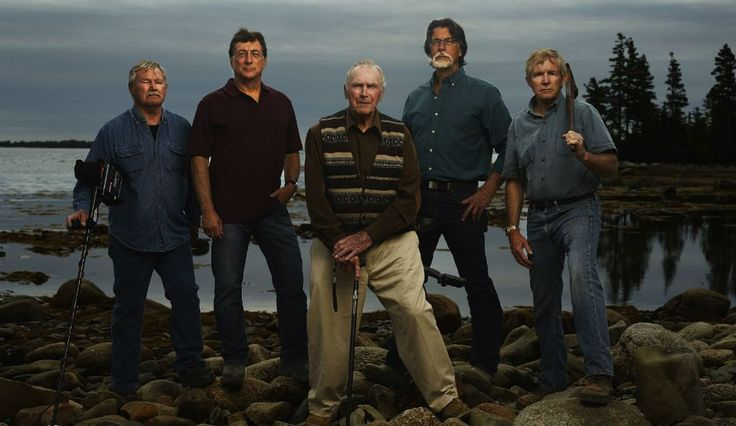 Rick and Marty Lagina Continue Their Quest For The Elusive Treasure On 'The Curse of Oak Island'