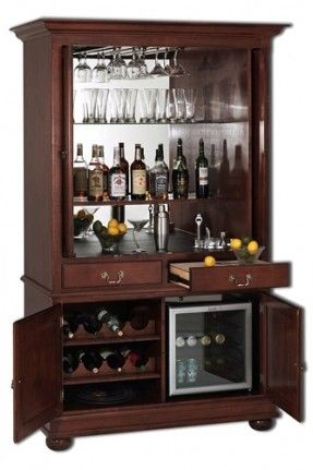 Wine Bar Cabinet Furniture Kelly Dimensions W X D H Finish 80h 46w