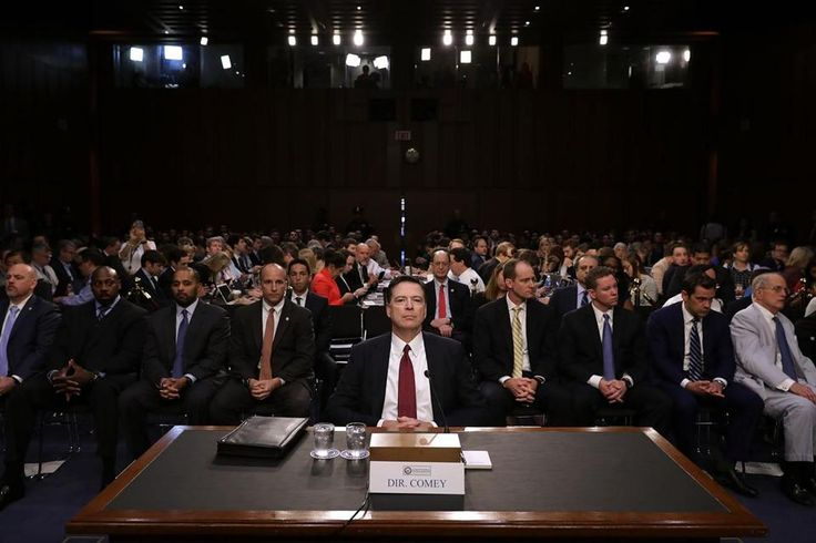 Former FBI director James Comey testified in June that Trump had asked him to drop an investigation into Michael T. Flynn. Flynn pleaded guilty Friday.