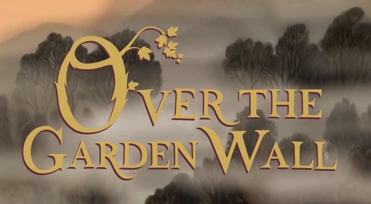 So yesterday, I watched all ten episodes of Over the Garden Wall. The show is a surreal mixture of Alice in Wonderland, folklore and fairy tales, and old cartoon animation and it is wonderful. Aside from the main characters, who are all fleshed out and believable, each episode is packed to with references to mythology and folklore.: