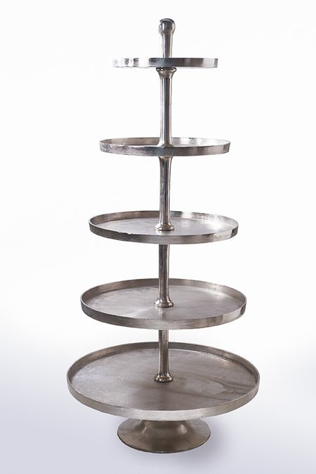 €599,- Five Tier Round Etagere XL  #living #interior #rivieramaison