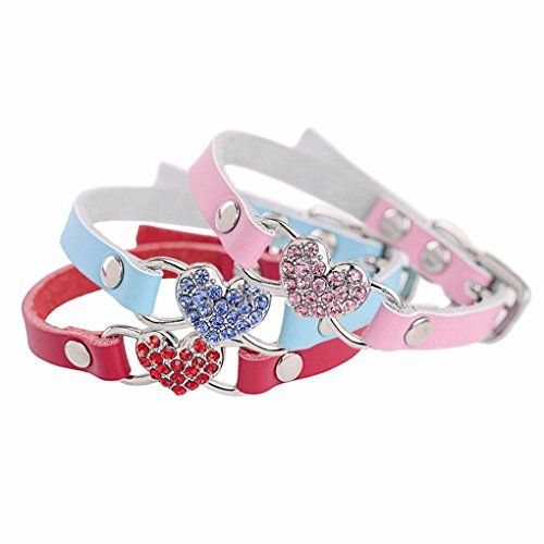 #Doggy #Collar,Haoricu #Small #Dog #Pet #Puppy #Cat #Collar #Rhinestone #Crystal #Necklace #Jewelry #Collar for #Dog #collar #Chiens #Colliers #Heart #Leather #XXS Gender: Unisex,#Dog Material: PU #Leather ;Color: Red, Pink, Blue Size:Size XXS: 1.0cm*25cm Size XS: 1.0cm*30cm Size S: 1.0cm*37cm https://pets.boutiquecloset.com/product/doggy-collarhaoricu-small-dog-pet-puppy-cat-collar-rhinestone-crystal-necklace-jewelry-collar-for-dog-collar-chiens-colliers-heart-leather-xxs/