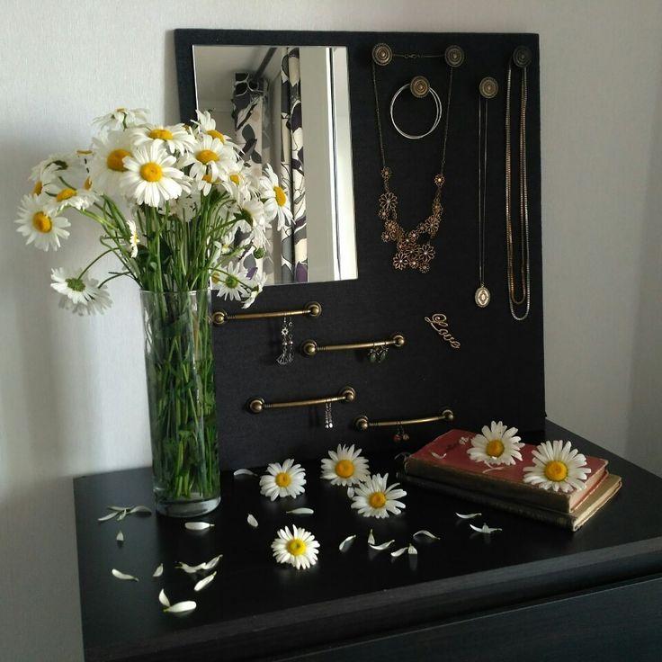 Зеркало для бижутерии фото