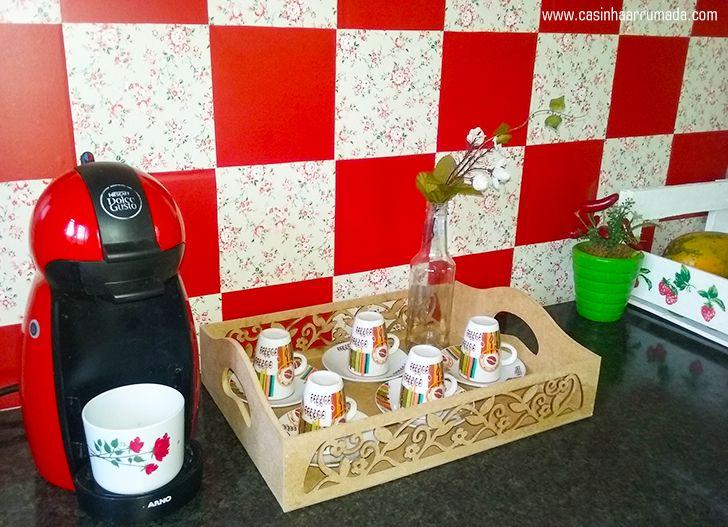 5 ideias simples e criativas para renovar a decoração da cozinha.