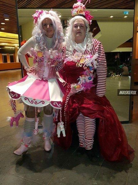 Candy Cane Kostum Selber Machen Karneval Kostume Selber Machen