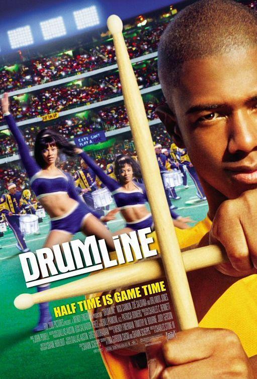 Drumline Movie Poster - Internet Movie Poster Awards Gallery