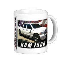 2005 Ram 1500 Quad Cab Coffee Mug