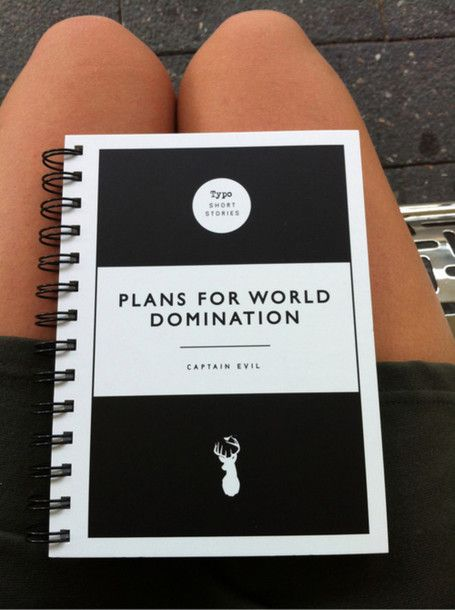 book, domination, and plan image