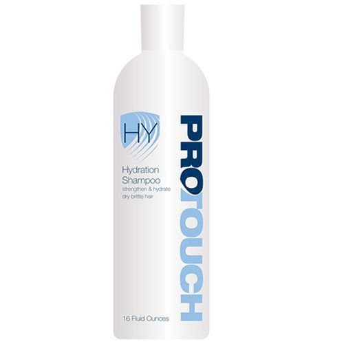 ProTouch Hydration Shampoo 16oz for Hairpieces by ProTouch. $12.95. Formulated for NON-GROWING HAIR ONLY and will not produce foam and/or suds like traditional shampoos.. Bottle Size: 16oz. Does your hair system dry out, become brittle and tangle easily? If so, this shampoo was specifically designed for you!  Pro Touch HY prevents hair from drying out and becoming brittle. An HD exclusive blend of organic proteins helps to maintain the moisture level necessary for...