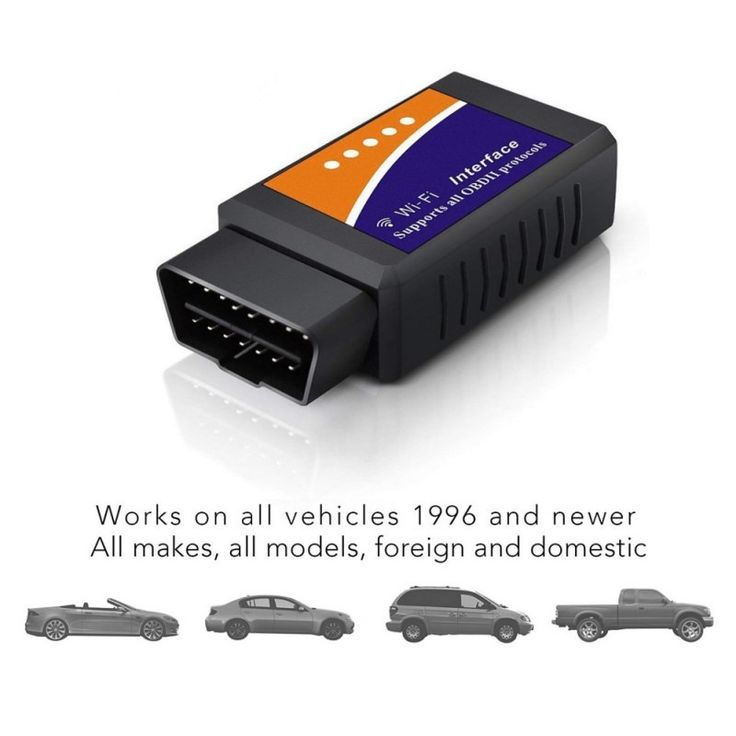 2018 elm327 wifi obd2 v15 diagnostic car auto scanner