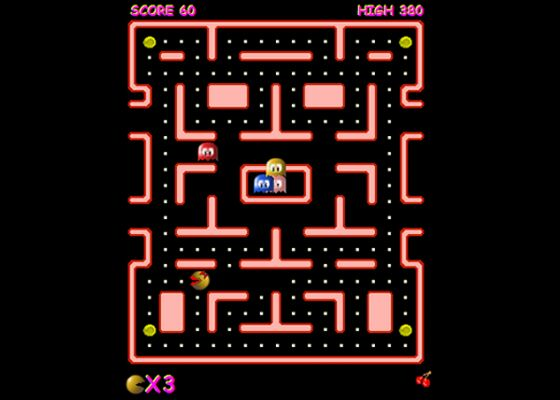 Ms Pacman 1.0 Remake of the classic arcade game. #retrogaming #videogames #PCgaming