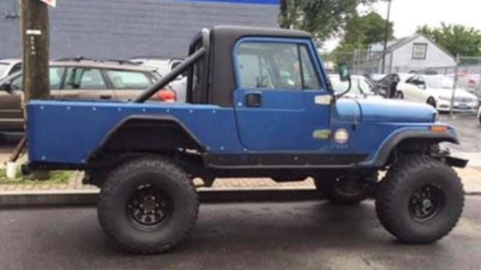 1982 Lifted Rock Crawler In Hartford Ct In 2020 Jeep Scrambler Rock Crawler Rock Crawler For Sale