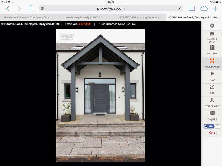 Love porch/entrance