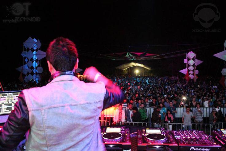 Luca M - Dream Unlimited Festival Mexico City