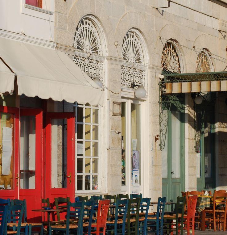 Syros, Ermoupolis