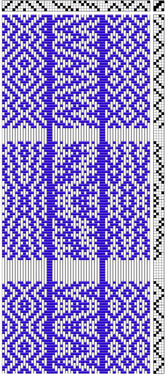 Hotweaver's 4-Shaft; 4-Block; Rep Sampler - Forums - Weaving Today