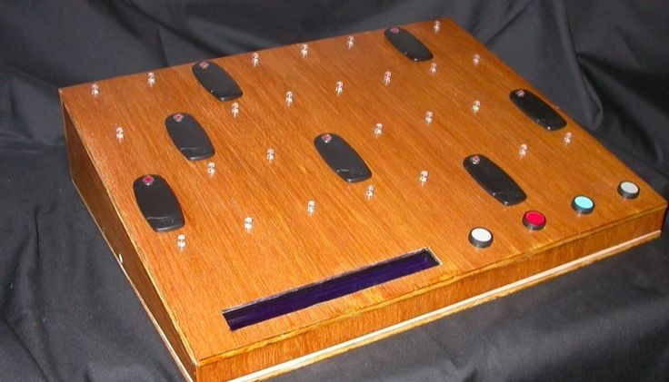 A Physical Music Sequencer