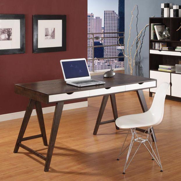 24 Best Office Desk Computer Corner Images On Pinterest
