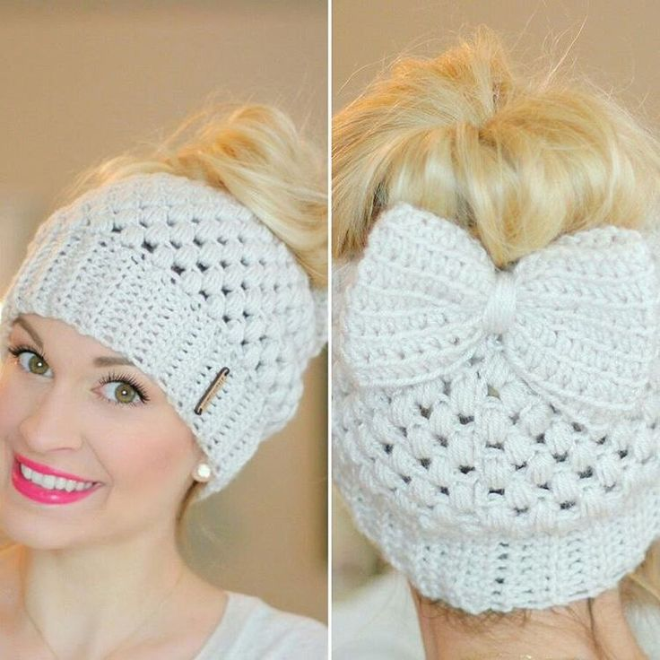 Messy Bun Beanie with Bow, Bow Bun Beanie, Bow Messy Bun Beanie, Mom Bun Beanie, Bow Ponytail Beanie, Messy Bun Hat, Top Knot Hat, Linen by ACraftyConcept on Etsy https://www.etsy.com/listing/491205282/messy-bun-beanie-with-bow-bow-bun-beanie