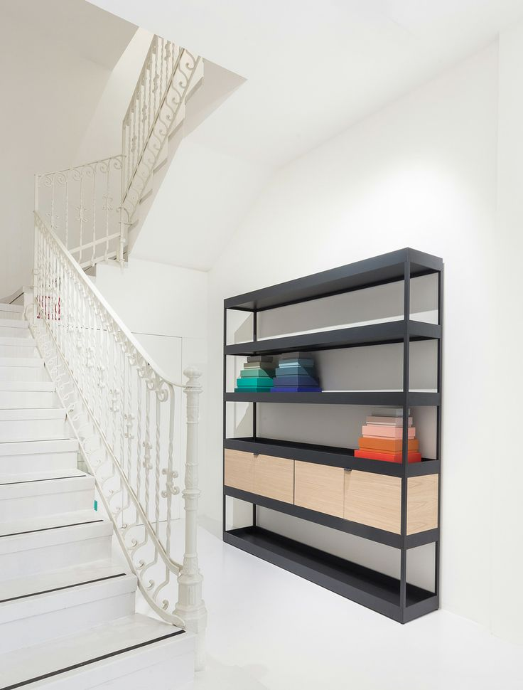 Ideal basil green pencil HAY and Wrong for Hay Space in Brera Minimal meets Colors Attitude