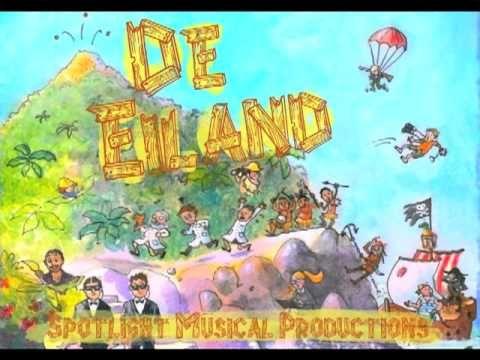 De Eiland: Komische musical over de bewoners en bezoekers van De Eiland in de Stille Oceaan. Het verhaal: De Eiland is een bijzonder tropisch eiland wat pas ...