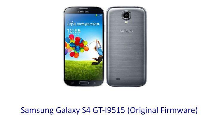 samsung s4 gt-i9515 firmware download