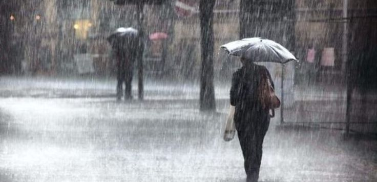 Έκτακτο δελτίο επιδείνωσης του καιρού -Σε ποιές περιοχές θα χτυπήσει η κακοκαιρία- Βροχές και καταιγίδες στη Δυτική Ελλάδα