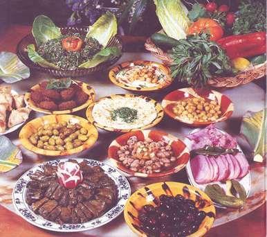 Lebanese Recipes,the home of middle eastern and lebanese food recipes: tabouleh recipe, hummus recipe, falafel recipe and shawarma recipe!