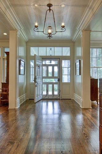 Open Foyer Images : Beautiful foyer open and bright home decor pinterest