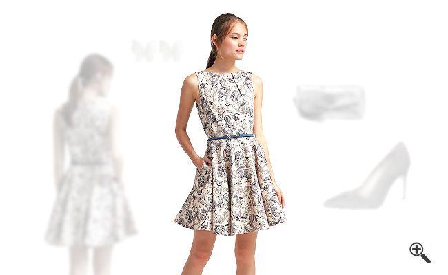 Leichte Sommerkleider + 3Sommer Outfit Ideen... http://www.kleider-deal.de/leichte-sommerkleider-kurz/ #Sommerkleider #Sommer #Kleider #Dresses #Outfit #Freizeitkleider Stefanie sucht schon leichte Sommerkleider in Kurz, die sie mit schicken Accessoires kombinieren möchte. Gemeinsam haben wir ein Sommer Outfit gefund...
