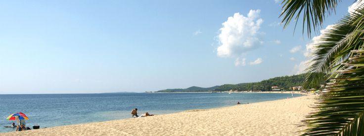 Toroni beach in Chalkidiki