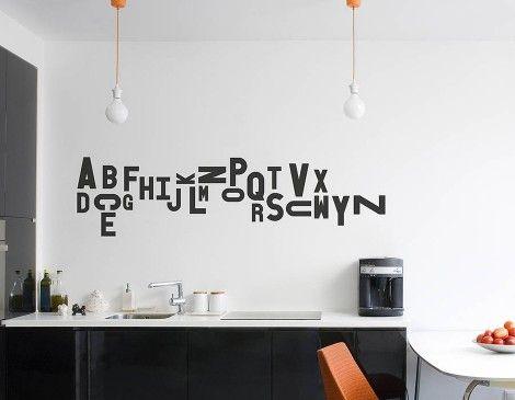 Die besten 25 Contemporary wall stickers Ideen nur auf Pinterest