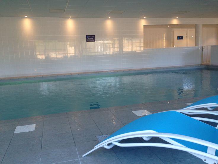 La piscine couverte chauffée
