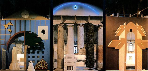 Strada Novissima, Venice Biennale 1980 - Google Search