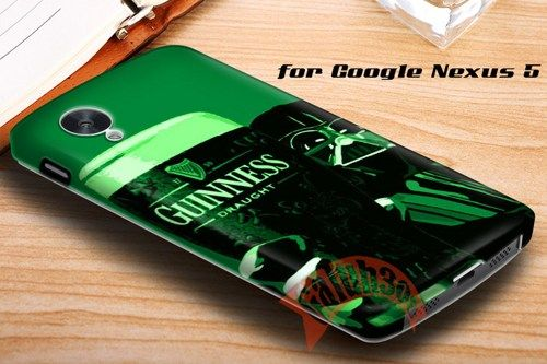 Guinness Beer Darth Vader Google Nexus 5 Case Cover | galuh303 - Accessories on ArtFire