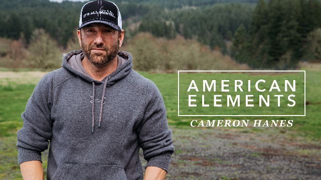 """This is a great episode of American Elements on CarbonTV.com called """"Cameron Hanes""""."""