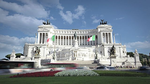 Government Part 1: This is a photo of Italy's government building. Their a a few branches of government, The Legislative, Judicial, and the Executive branch. Each branch plays it's own part in the government.